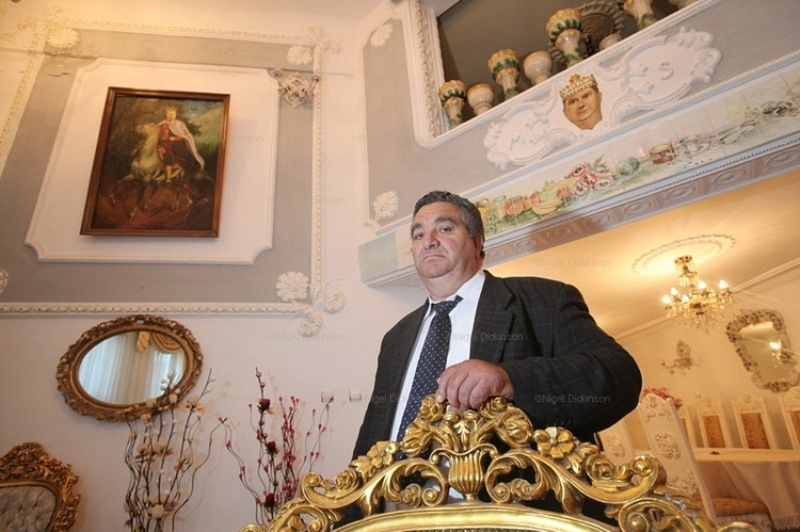 Цыганский барон Румынии