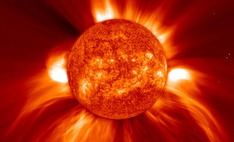 Солнечная материя