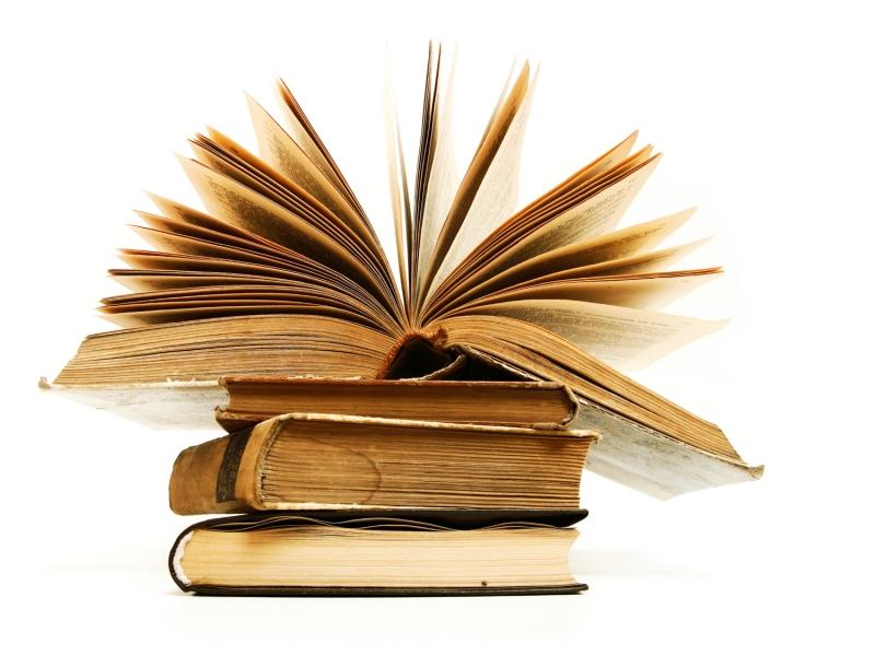 Большие и маленькие книги