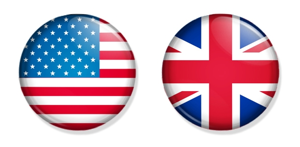 Америка и Англия