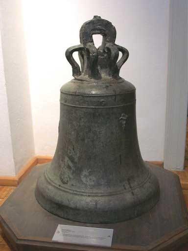 колокол. Музей Апольда