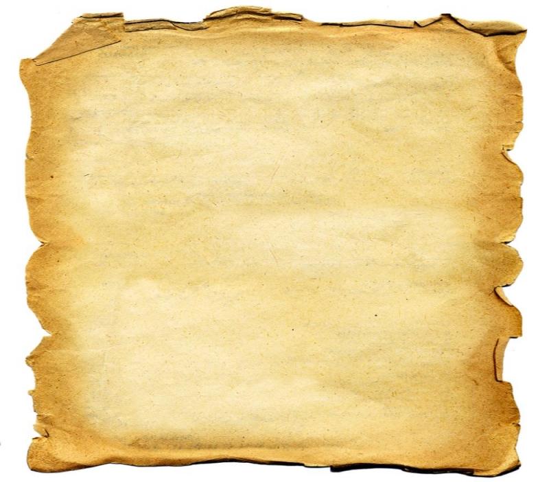 древняя бумага