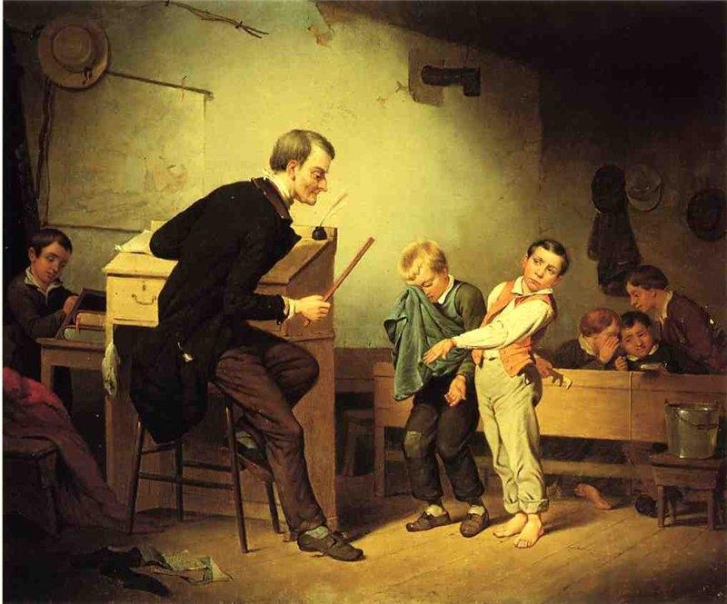 старинная школа