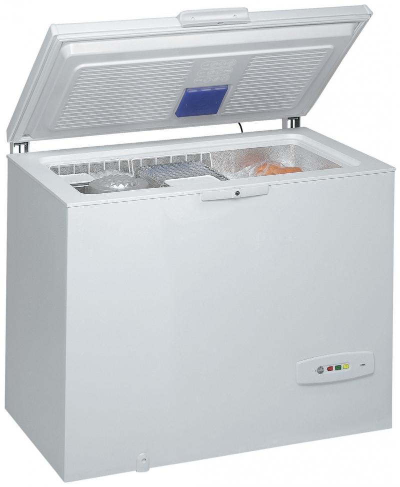 Ларь холодильник