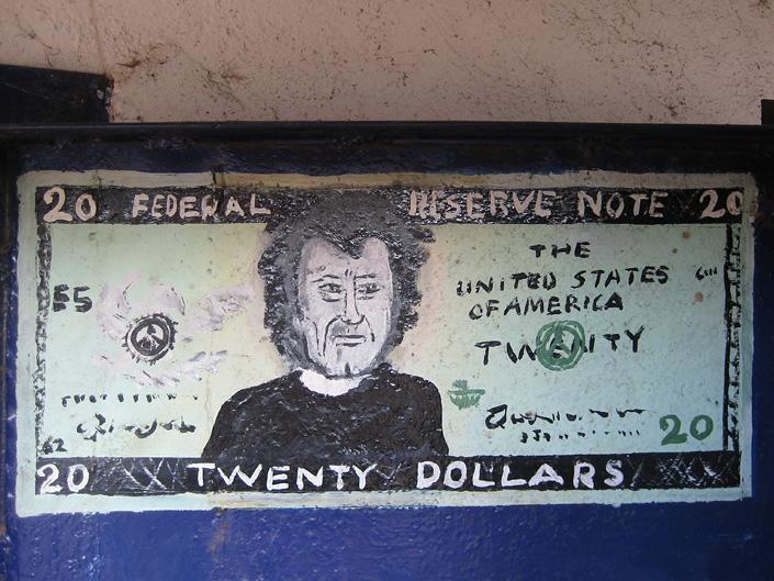 либерийский доллар