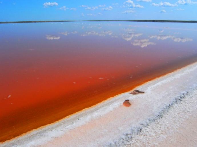 Малиновое озеро Алтай