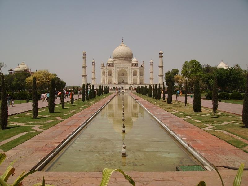 Тадж-Махал мавзолей
