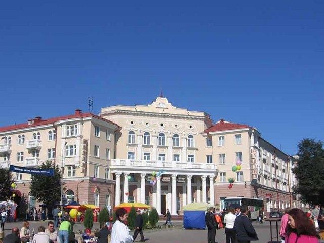 гостиница Двина, Полоцк