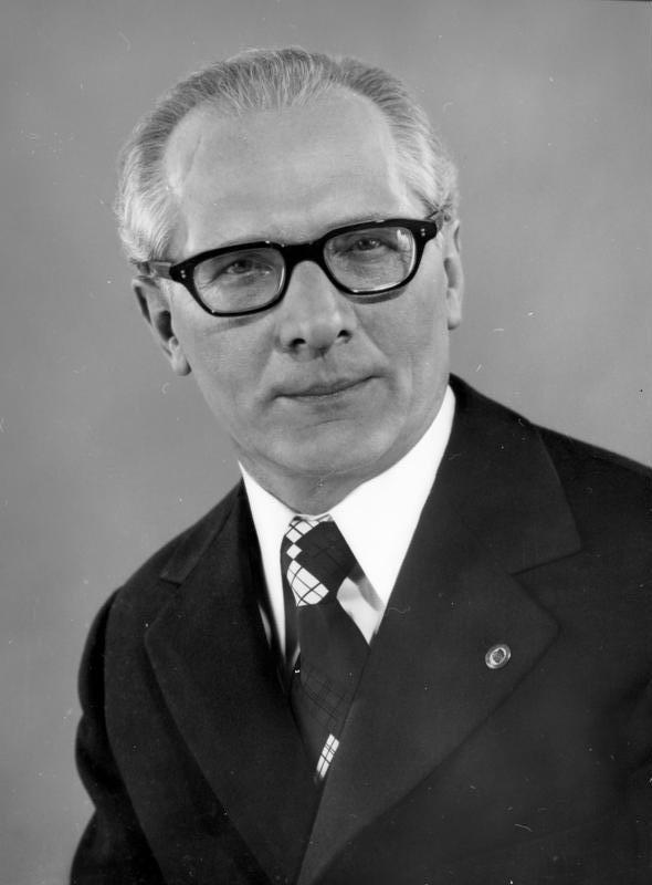 Эрих Хоннекер