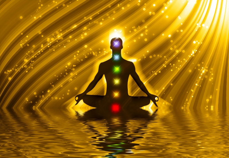 йога медитация