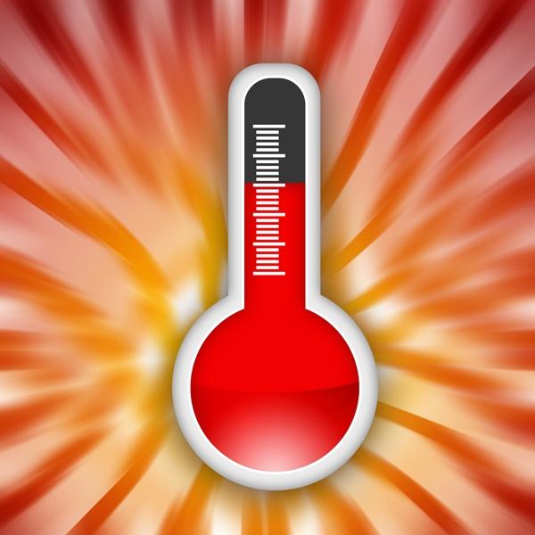 Абсолютный рекорд температуры