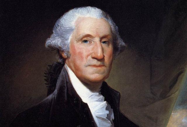 Книга Джорджа Вашингтона