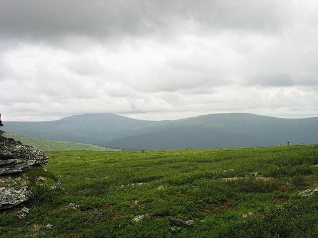 гора Мертвецов, перевал Дятлова