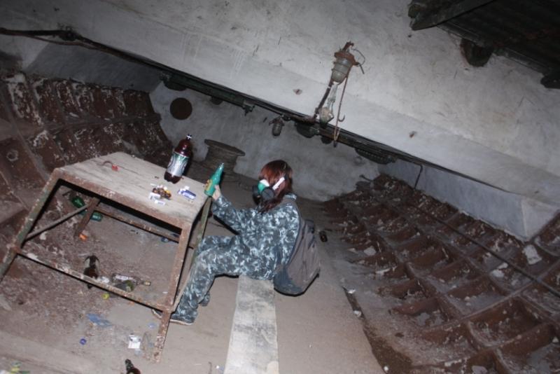 диггеры в подземке
