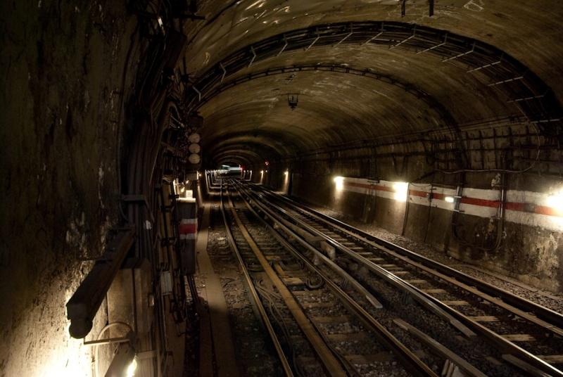 подземка метро