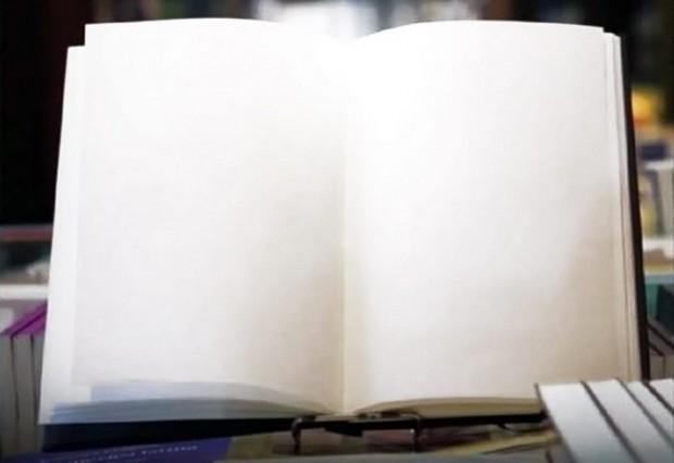 книга с исчезающими чернилами