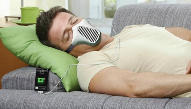зарядка от дыхания