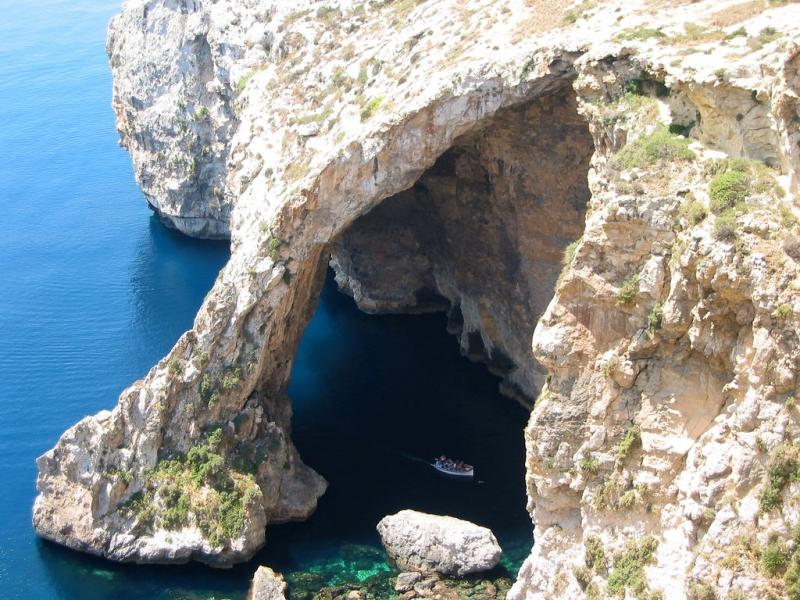 Тайны Голубого Грота (Grotta Azzurra)