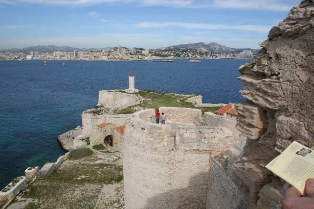 замок графа Монте-Кристо. Виды