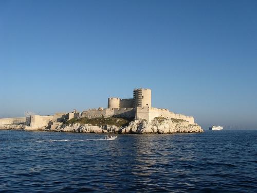 замок графа Монте-Кристо