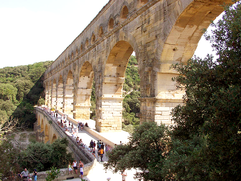 акведук римлян