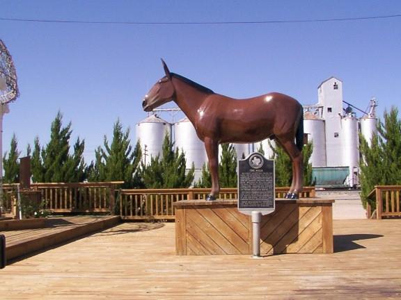 памятник Мулу