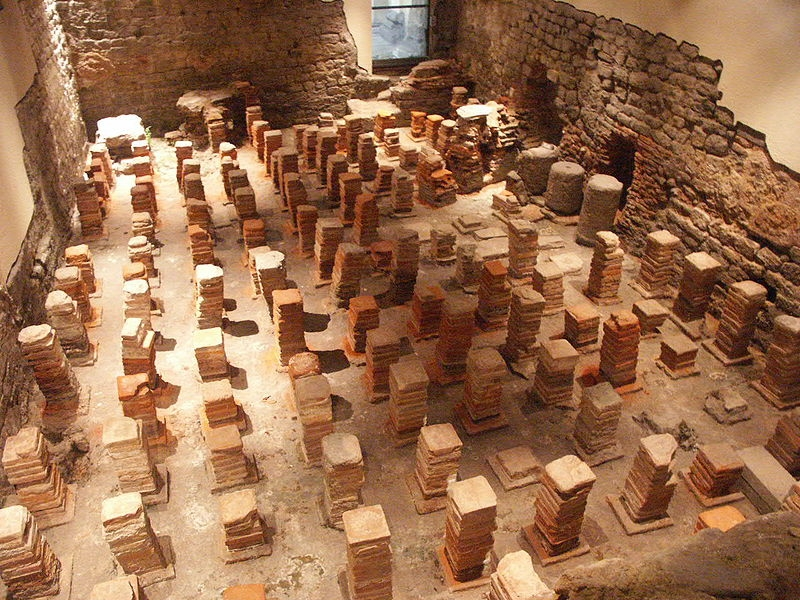 римский теплый пол