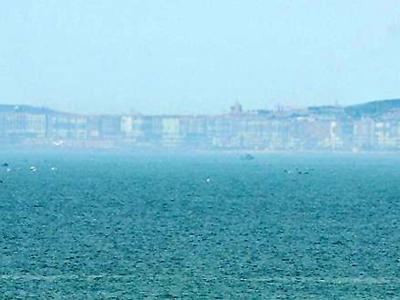 Миражи над заливом Тояма