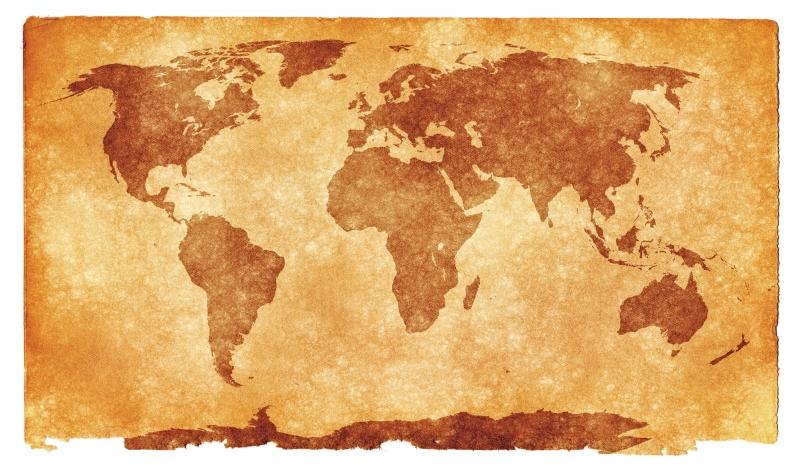 Части света
