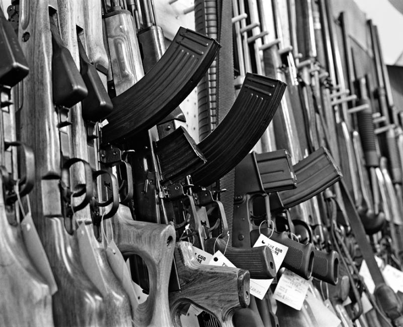 американское оружие