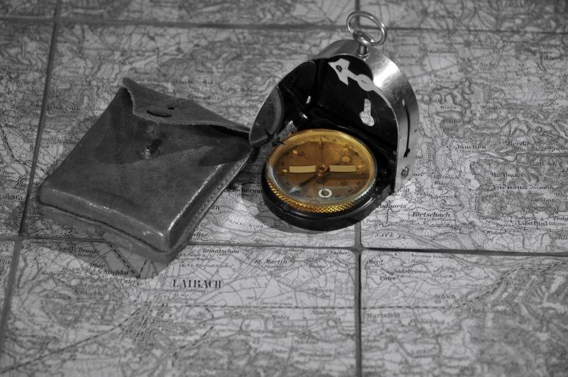 навигация по компасу
