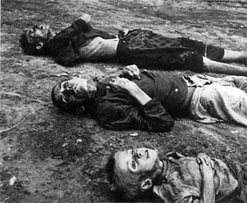 голод 1933 год