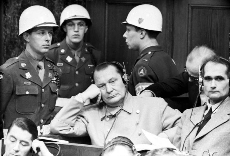 Нюренбергский процесс