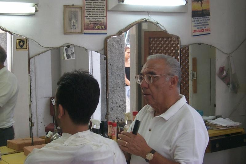 Азартный парикмахер