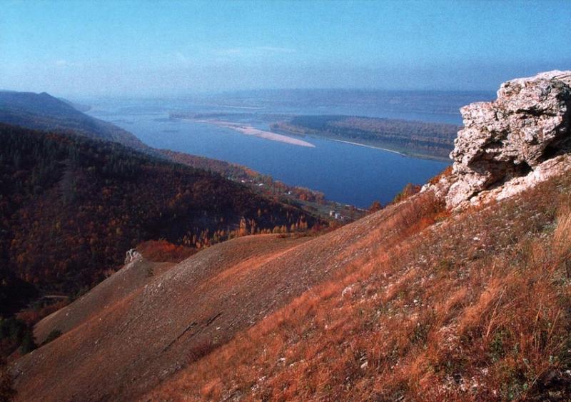 устье реки Волги, Астрахань