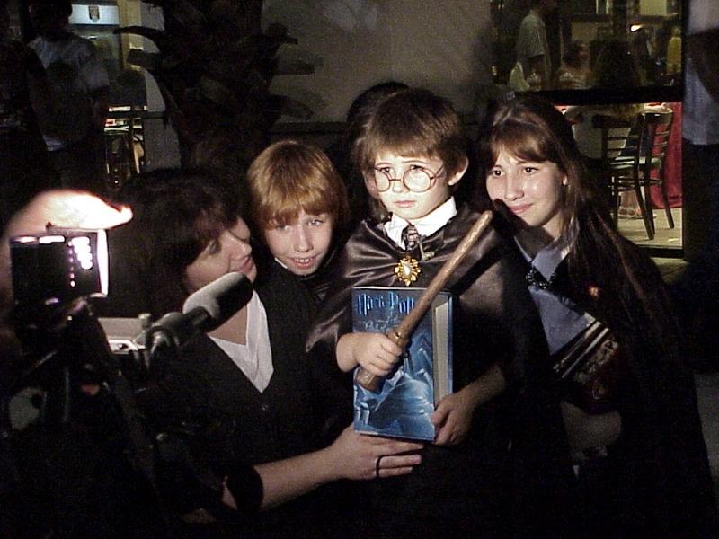 юные волшебники