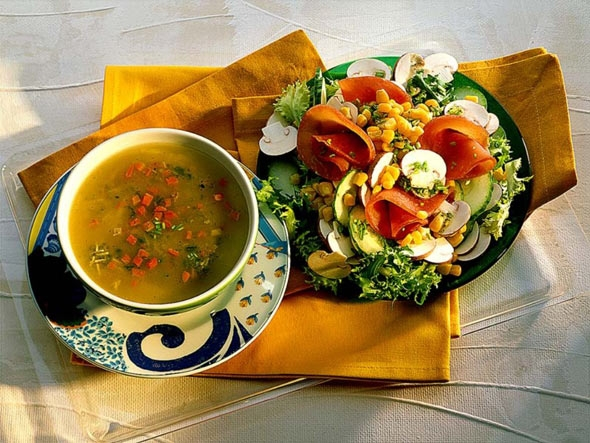 хуайянская кухня