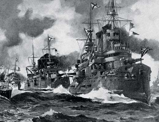 русско японская война