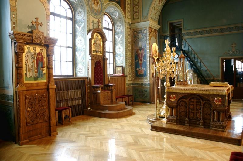 алтарь Свято-Троицкого собора