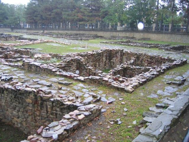 раскопки города Шакрак