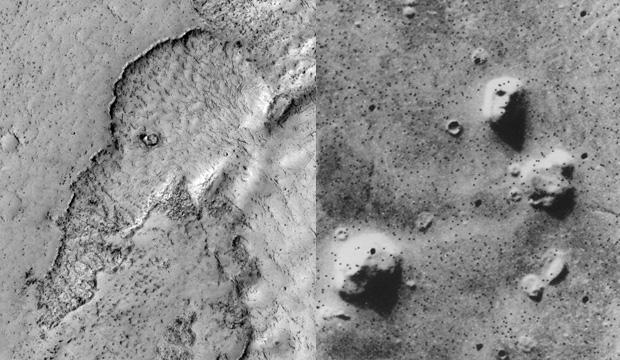 марсианский слон