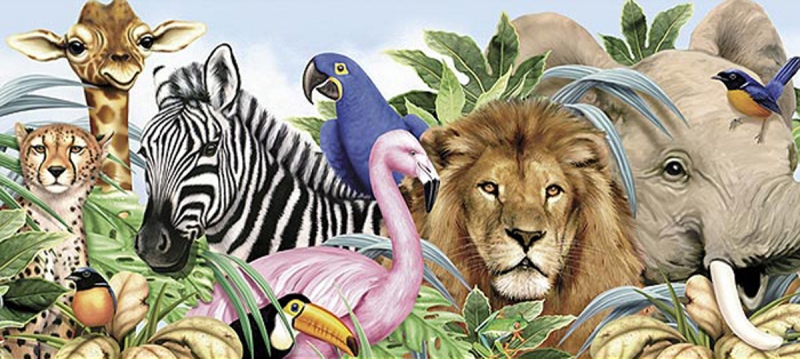 Животные - братья наши меньшие